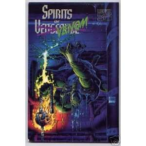 Spirits of Venom (Spider Man) (Ghost Rider) (Marvel Comics