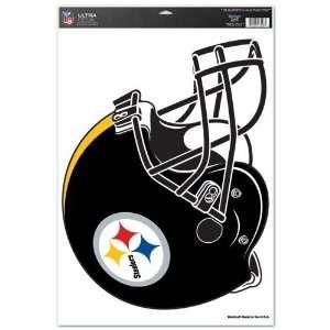 NFL Pittsburgh Steelers Decal XL Helmet