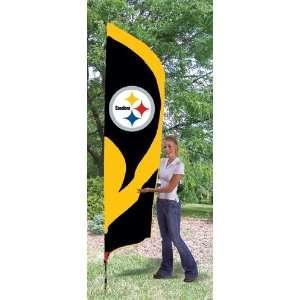 NFL Pittsburgh Steelers Tall Team Flag
