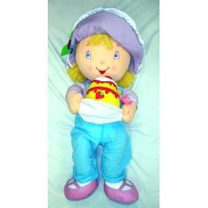 Strawberry Shortcake 44 Angel Cake Plush Rag Doll: Toys