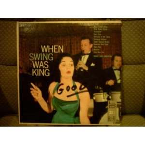 When Swing Was King Tommy Lakes Orchestra Music