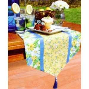 5897 PT Al Fresco Table Runner Pattern by Donna Babylon