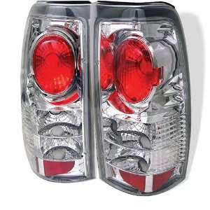 Chevy Silverado 99 00 01 02 Altezza Tail Lights + Hi Power