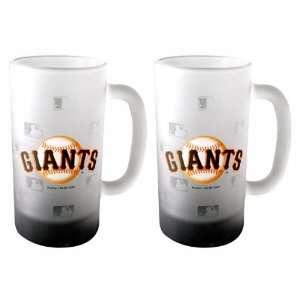 San Francisco Giants Tankard Set