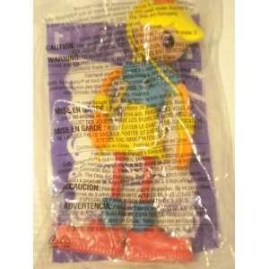 McDonalds Happy Meal Toy   Betty Spaghetty 8 inch Doll, #1