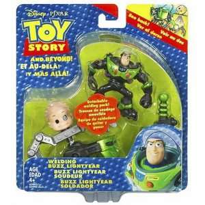 Toy Story Adventure Pack Welding Buzz Lightyear Toys