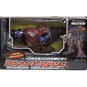 Beast Wars Transformers Transmetals Megatron Transformer Action Figure