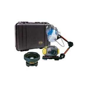 DX 860G, Black Inner Camera, 6.2 Mega pixel, Underwater Digital Camera