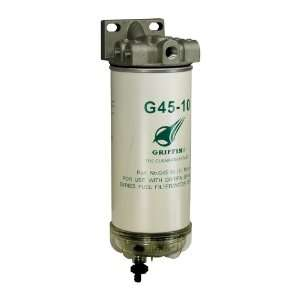 Griffin G454 10 Spin On Fuel Filter / Water Separator Automotive
