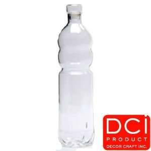 com I Am Not A Plastic Bottle   Glass Water Bottle Kitchen & Dining