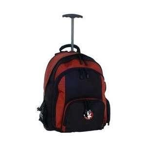 Mercury Luggage Florida St. Seminoles Wheeled Backpack