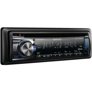 KDC HD548U CD Receiver with Built in HD Radio Tuner Car Electronics