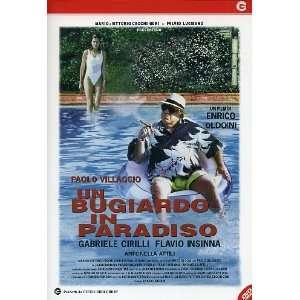 Un Bugiardo In Paradiso Paolo Villaggio, Flavio Insinna