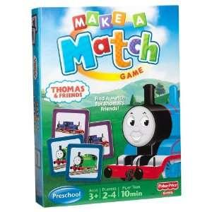 homas & Friends Make A Mach Game oys & Games