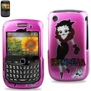 Betty Boop Full Cover Case for Blackberry Curve 8520 8530