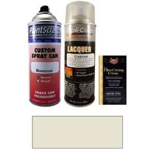 12.5 Oz. Ipanema Sand Metallic Spray Can Paint Kit for 2010 Land Rover
