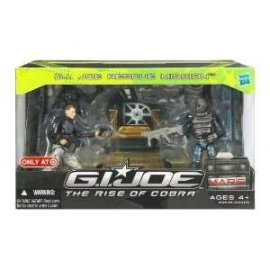 G.I. Joe he Rise of Cobra   Rescue Mission oys & Games