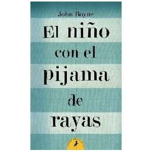 El nino con el pijama de rayas/ The Boy in the Striped Pajamas (Letras