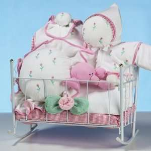 Baby Rock A Bye Cradle for Girl Baby