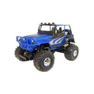 Full Function Jeep Wrangler Rock Crawler  Toys & Games