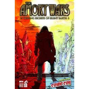 AMORY WARS KEEPING SECRETS OF SILENT EARTH 3 #5 (OF 12