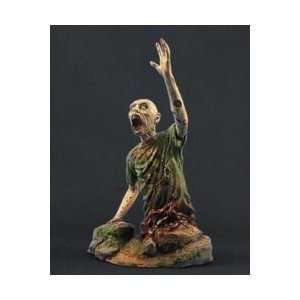 Walking Dead Half Zombie Statuette