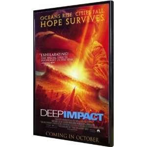 Deep Impact 11x17 Framed Poster