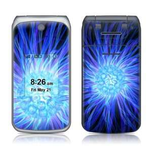 Something Blue Design Protective Skin Decal Sticker Cover for LG Wine