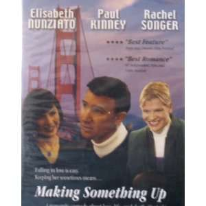 Making Something Up DVD   A Romantic Comedy About Love