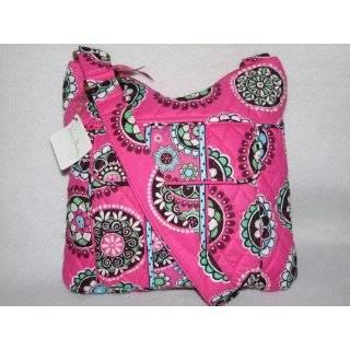 Vera Bradley Hipster Bag / Purse in Cupcake Pink Explore