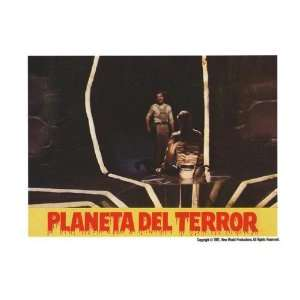 Planeta del terror, El   Movie Poster   11 x 17 Home