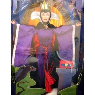 Disney Snow White EVIL QUEEN Barbie Doll   Limited Edition