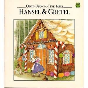 Hansel & Gretel (Once Upon A Time Tales) Jane Jerrard 9781561734955