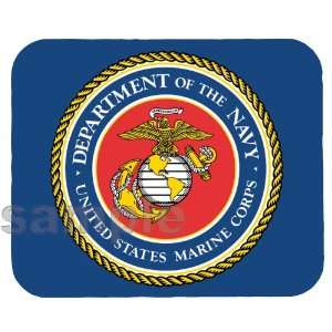 U.S. Marine Corps Mouse Pad Everything Else