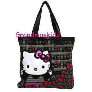 Sanrio Hello Kitty Large Purse Tote Bag Shoulder Bag