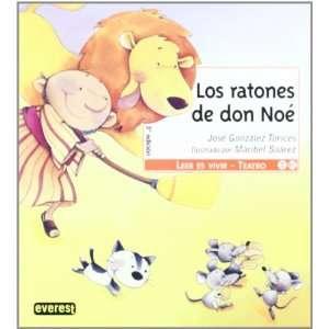 Los ratones de don Noé (9788444142739) José González