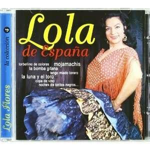 Lola De Espana: LOLA FLORES: Music