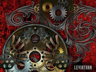 Books : Leviathan : Desktop Wallpapers