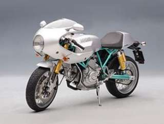Ducati Sport 1000 Paul Smart Diecast Model Motorbike by AUTOart 12556