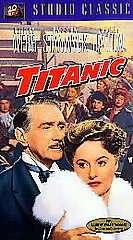 1953 Barbara STANWYCK Clifton WEBB Robert WAGNER Audrey DALTON ~ VHS