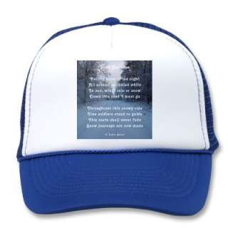 Hat Poem Snow Journey By Ladee Basset from Zazzle