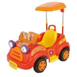 Dora the Explorer Battery Operated Car