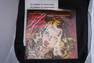 Rocky Horror Show   Sweet Transvestite 7 Picture Disc