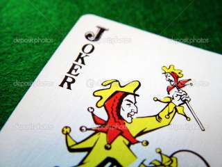 Joker card  Stock Photo © hypermania #6032022