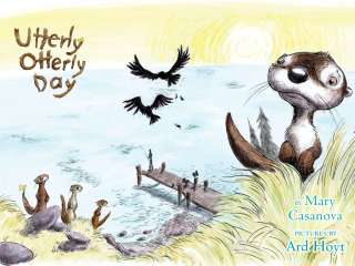 Books : Utterly Otterly Day : Desktop Wallpapers