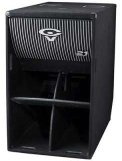 Cerwin Vega TS42 21 Inch Folded Horn Bass Subwoofer System at AMS
