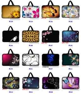 17 INCH LAPTOP BAG CASE BRIEFCASE SLEEVE HP DELL BLACK