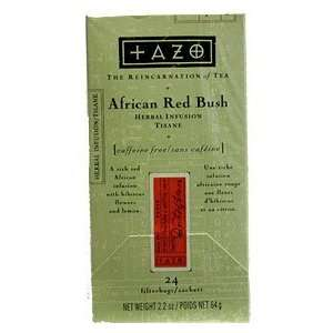 Tazo® Tea African Red Bush:  Grocery & Gourmet Food
