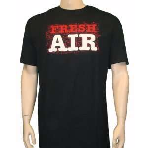 NIke Air Jordan Mens T Shirt Fresh Air Black XXL Sports