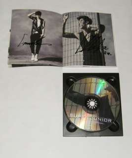 SJ Super Junior   4th Album BONAMANA Autographed Ver.C